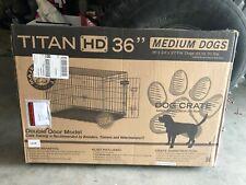 Titan HD 36' Medium Dog Exercise Pen 41-70 lbs