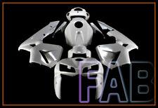 2005-2006 HONDA CBR600RR Unpainted ABS Fairing Kit Bodywork Injection Molded FAB