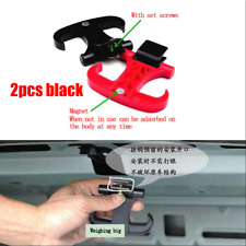 2X Car Cargo Trunk Hanger Bag Hook Grocery For VW Passat CC Jetta MK5 Audi A4