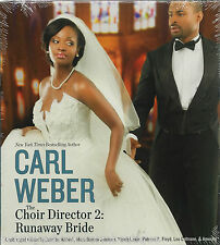 THE CHOIR DIRECTOR 2 RUNAWAY BRIDE Carl Weber AUDIO BOOK Unabridged SEALED CDs