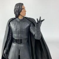 """Star Wars Last Jedi Kylo Ren Disney Store Die Cast Action Figure Elite Series 7"""""""