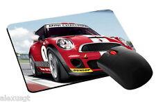 mouse pad, tappetino mouse MINI CHALLENGE cooper car sport pc computer desktop