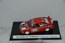 MITSUBISCHI LANCER CARISMA GT LOIX YPRES RALLY RALLY WRC 1/43 1999 WINNER