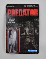 "Predator Invisible Action Figure Reaction Funko New 3 3/4"""