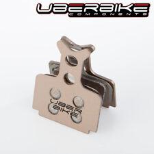 Uberbike Formula T1-C1 à ailettes remplacement fritté Insert 4 Pack