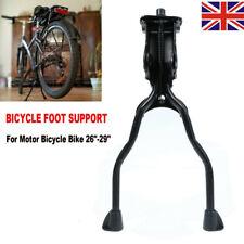 MTB Bike Kickstand Bicycle Double Leg Prop Foot Kick Stand Parking Black Support