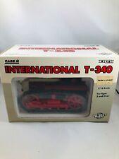 ERTL Case IH International T-340 Model Crawler 1996