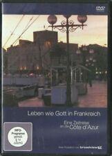 Leben wie Gott in Frankreich - Eine Zeitreise an die Cote d'Azur DVD Neuwertig