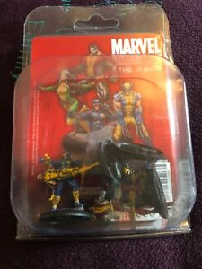 Marvel Knight Models 4 Figure Starter Pack X-men Miniature Game Painted