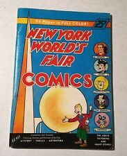 1939 New York World's Fair Comics Special Edition Reprint