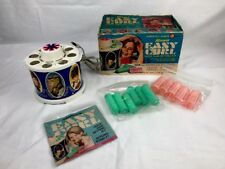 Kenner Easy Curl 1968 Roller Setting Set Toy Works No.900 Hair Styling Vintage