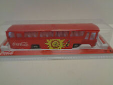 MAN Neoplan Reisebus 1/87 Coca Cola von Majorette Nr. 373 S300 80er J.