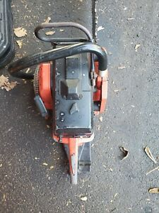 Jonsered Chainsaw 70e Used Running Saw