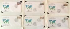 United Nations 1987 UN Day & Immunize Child FIRST DAY COVERS