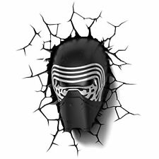 816733020181 Star Wars Kylo Ren 3d Light (da muro con effetto Sfondamento) GA