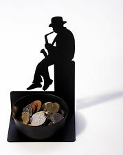 ARTORI Spare Some Change Saxophonist Saxophone Player Coins Holder Home Gift