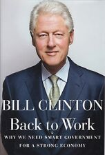 Bill Clinton Signed Autographed 1st Edition Book