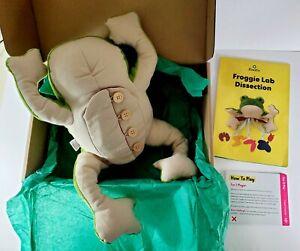 NEW KiwiCo Froggie Lab Dissection Play Set - LOT #10032019-HTY