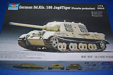 Trumpeter 07273 - Jagdtiger (Porsche Production)    scala 1/72