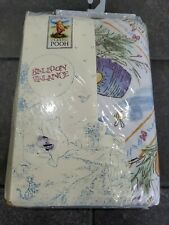 Classic Winnie the Pooh Balloon Valance 80in x 14in Wamsutta Home Products NEW
