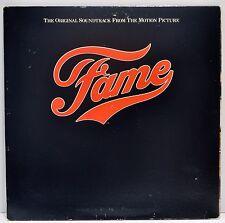 "FAME  ""Original Soundtrack""   1980  Vinyl LP    RSO Records   RX-1-3080"