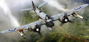 Airfix Bristol Beaufighter MKX TF.10 Mk.x Late 1945 1949 Kit 1:72 Model Kit