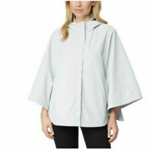 32 Degrees Ladies' Rain Poncho s/m lunar rock brand new with tags 1403223