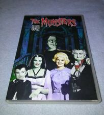 The Munsters - The Complete First Season (DVD  *HALLOWEEN *HORROR