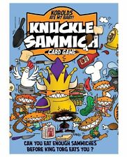 Knuckle Sammich Kobolds Ate My Baby Card Game Ninth Level IMP 9LG2400 Party