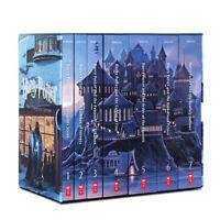 Harry Potter 15th Anniversary Edition American English Fiction Books 7 Books/set