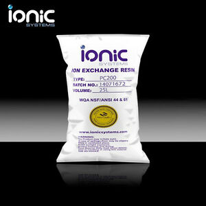 25 Litre Ionic Virgin Mixed Bed Resin for Window Cleaning