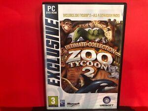 Zoo Tycoon 2 PC DVD-ROM B653