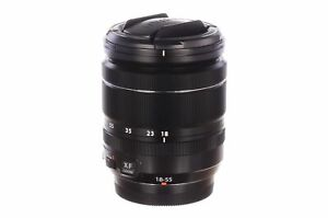 Fuji 18-55mm f2.8-4 XF R LM OIS lens, superb condition, 6 month guarantee