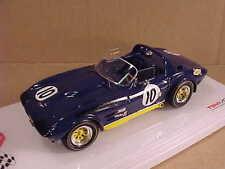 TrueScale 1/43 Corvette Grand Sport Roadster, 1966 Sebring, R. Penske #TSM124324
