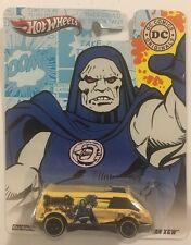 Hot Wheels DC Comics Pop Culture Darkseid Dream Van XGW * Super Fast Ship * 12D