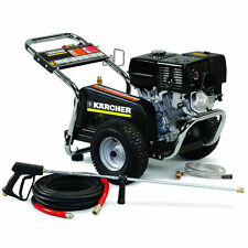 Karcher Professional  3500 PSI (Gas - Cold Water) Belt-Drive Pressure Washer ...