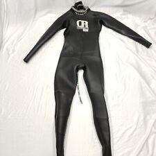 New listing Quintana Roo Black Neoprene Full body Wet Suit Size Small Women's Swimming
