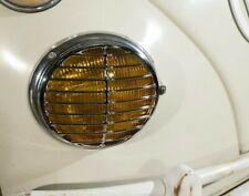 Headlight Grilles for VW Splitscreen Beetle 356 stainless steel Porsche AAC001