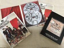 SHINee THE FIRST CD+DVD+PHOTOBOOK+Calendar Limited Edition Japan