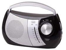 Nero Radio portatile 2 Bande Trevi RA 764 Home Theater 8011000007663 (mxo)