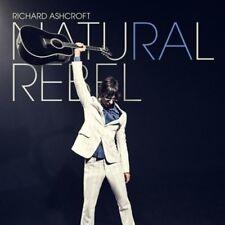 Richard Ashcroft Natural Rebel CD 2018 The Verve