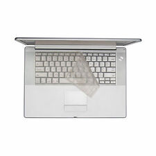 Clear Silicone Skin Case for Apple Macbook Pro 154/17 Inch