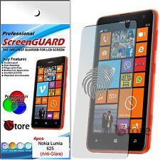 4 Pellicola Opaca Per Nokia Lumia 625 Antiriflesso Antimpronta Pellicole Schermo