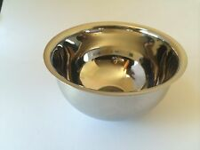 Shaving bowl  Stainless Steel Top Quality Low Price Cad 01