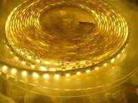 1m LED STRIP LED-STREIFEN warmweiß 12v 120LED/m