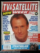 TV & SATELLITE WEEK - CORBIN BERSEN - 26 JUNE 1993