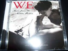 W/E Original Film (Madonna) Soundtrack CD By Abel Korzeniowski (Australia) CD