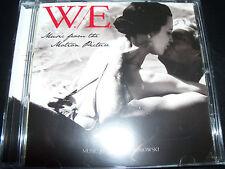 W/E Original Film (Madonna) Soundtrack CD By Abel Korzeniowski (Australia) CD