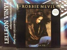 Robbie Nevil C'est La Vie LP Album Vinyl Record MTL1006 A1/B1 Pop 80's