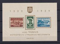 LITHUANIA 1940, Sc#316a, MLH